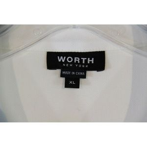 Worth Tops - Worth New York Women's Blouse T-Shirt White